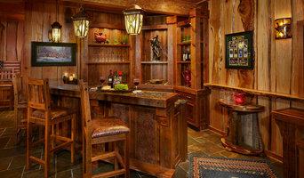 Barnwood Kitchen Cabinets  & Bars