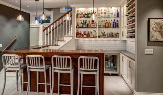 75 Most Popular Home Bar Design Ideas For 2019 Stylish Home Bar - Home-bar-decorating-ideas