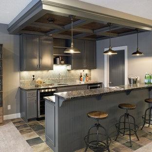 Basement Bar – Edina Home Transformed Inside and Out