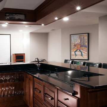 Basement Design and Remodeling-- Hawthorn Woods, Il
