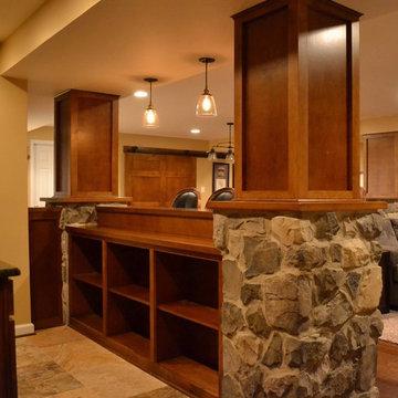 Basement/Home Bar