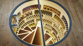 Beautiful Wine Arrangements