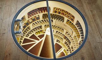 Beautiful Wine Arrangements