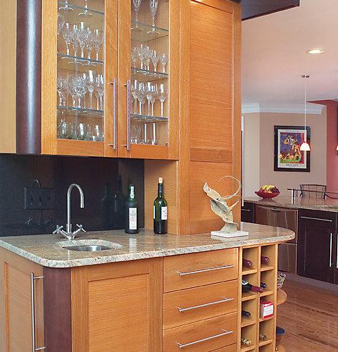 Scandinavian Home Bar Design Ideas, Renovations & Photos
