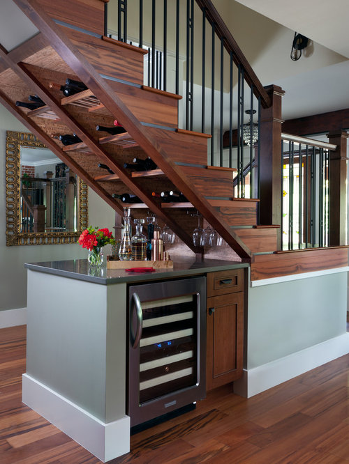 Best Craftsman Home Bar Design Ideas & Remodel Pictures | Houzz