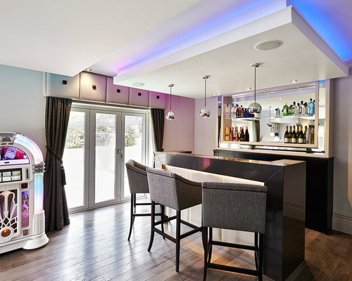 Home Bar Design Ideas, Pictures & Inspiration