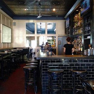 Bowery Restaurant: bar seating, bar