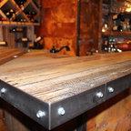 Driftwood Basement