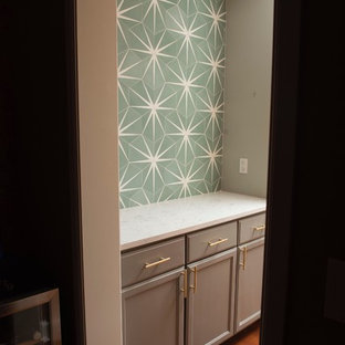 Butlers Pantry - Mid Century inspired remodel