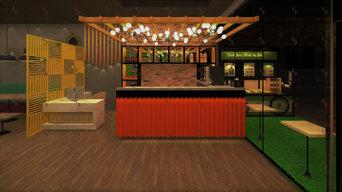 Cafe & Bar design