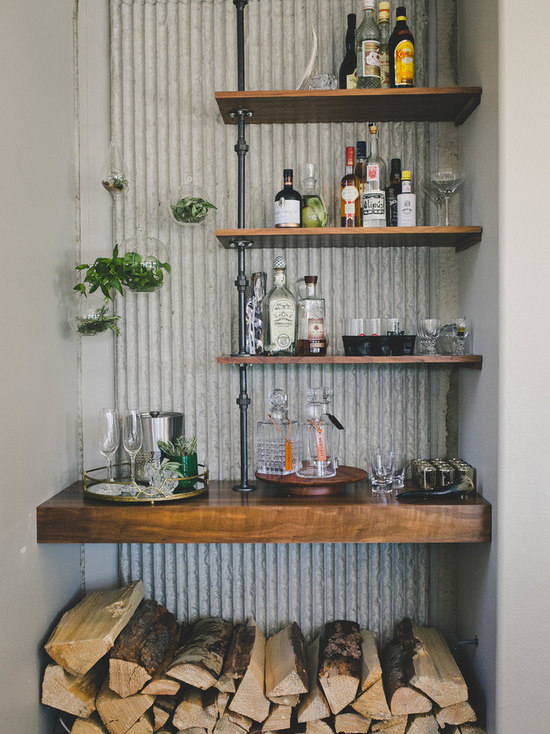 Small Home Bar Design Ideas Remodels Photos