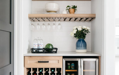 7 Great Ideas From Spring 2020's Most Popular Home Bars
