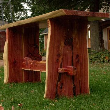 Cedar Bartop