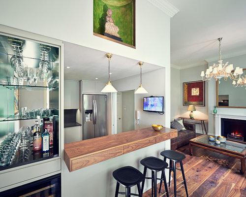 Breakfast Bar Design Ideas & Remodel Pictures   Houzz
