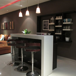 Modern Home Bar Design Ideas Pictures Remodels And Decor