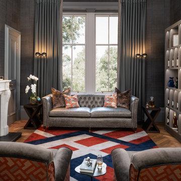 Chelsea McLaine - Whisky Room