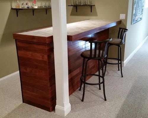 bar de salon moderne petit budget photos et id es d co de bars de salon. Black Bedroom Furniture Sets. Home Design Ideas