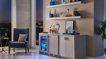 City Loft Blue Bar
