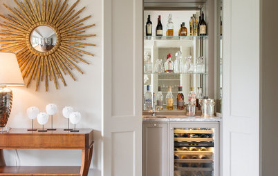 How to Squeeze a Bar Into a Small Space