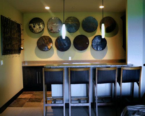 Rustic Miami Home Bar Design Ideas Renovations Photos