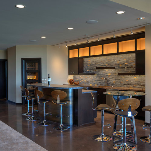 75 Most Popular Luxury Modern Home Bar Design Ideas For 2019