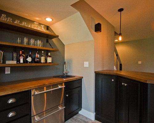 rustikale hausbar mit teppichboden einrichten ideen. Black Bedroom Furniture Sets. Home Design Ideas