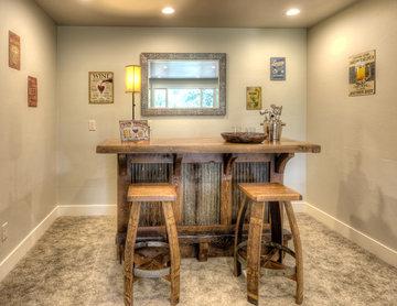 Contemporary Craftsman Home Hamilton