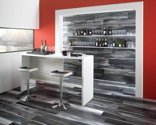 Contemporary Home Bar Design Ideas, Pictures & Inspiration