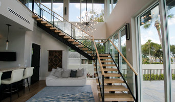 Contemporary Riverfront Home