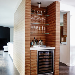Contemporary Warmth: Highland Park Residence