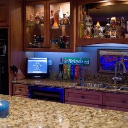 Home automation - control panel -