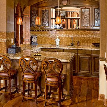 Covenant Hills Billiard Room Bar