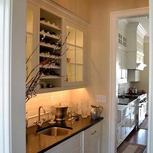 Craftsman with modern interior