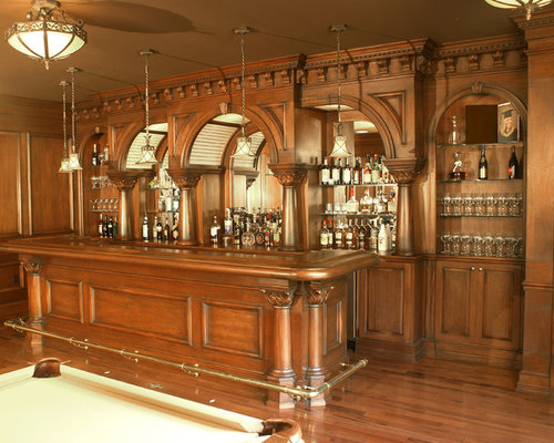 Residential bar ideas pictures remodel and decor - Residential bars ...