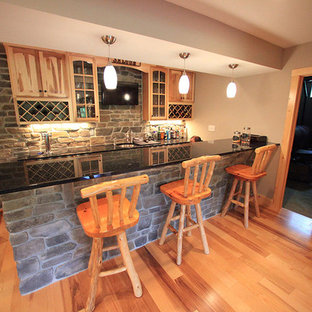 Custom Basement Remodel | Hickory