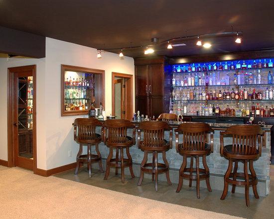 Back Bar Houzz