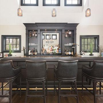 Custom Residential Bar in Long Island