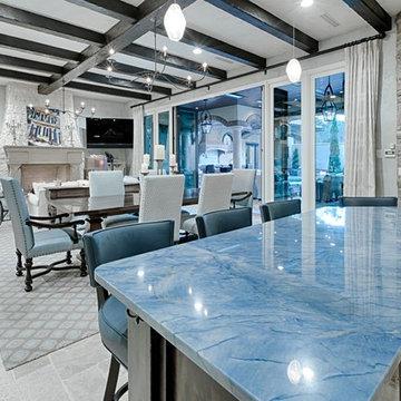 Destin, FL Transitional Kitchen & Bath Install