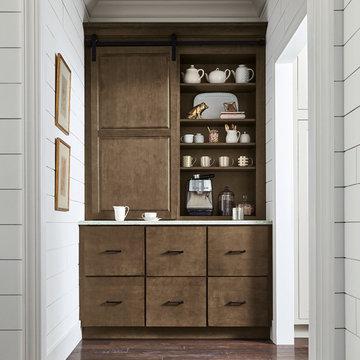 Diamond Cabinets: Coffee Bar