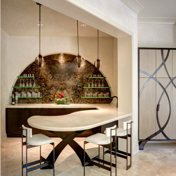 Eclectic Kitchen Art Works