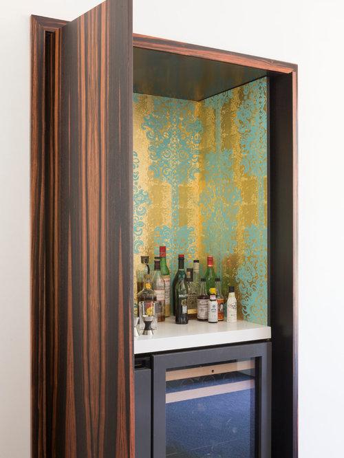 Hidden bar home design ideas pictures remodel and decor for Hidden home bar ideas