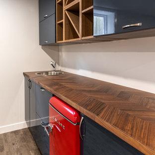 Edmonton McQueen - Kitchen Renovation and Basement Development