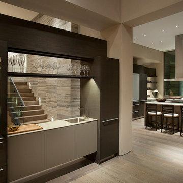 Elegant Modern at Estancia | Bar + Kitchen