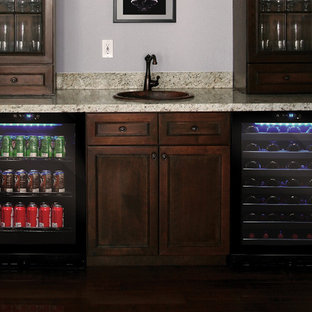 Element by Vinotemp Wine and Beverage Cooler in Home Bar