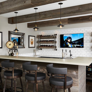 11 Best Industrial Home Bar Ideas Houzz