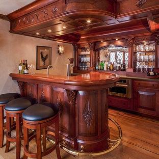 Idee per un angolo bar tradizionale