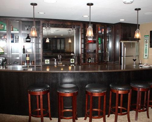 bar de salon luminaire suspendu photos et id es d co de. Black Bedroom Furniture Sets. Home Design Ideas