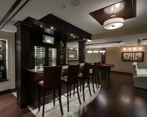 Ottawa Home Bar Design Ideas Renovations Photos