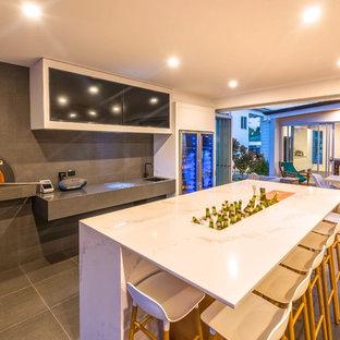 Moderne Hausbar In Sunshine Coast Ideen Design Bilder Houzz