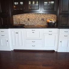 Modern Hardwood Flooring by Schmidt Custom Floors Inc